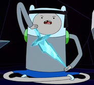 S2e11 finn dagger of chilled glass