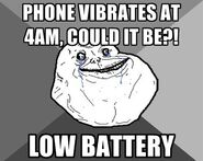 Forever alone meme lol