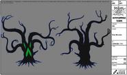 Modelsheet treemonster