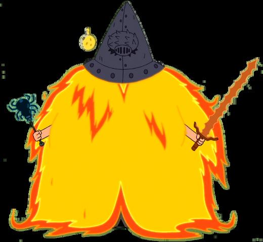 File:Finn in Flame Cloak.png