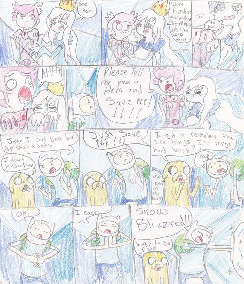 Marcelines closet pg 11