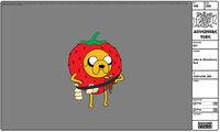 Modelsheet jake instrawberrysuit