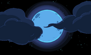 Hug Wolf moon background