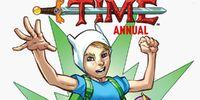 Adventure Time Annual 2013