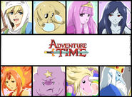Adventure time animains by antares star xd-d4xi0bl