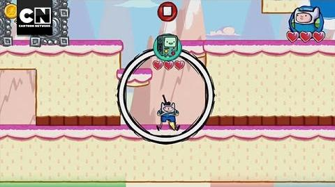 Adventure Time Game Wizard Tips and Tricks BMO I Cartoon Network