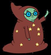 Wizard student 8