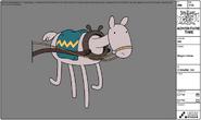 Modelsheet wagonhorse