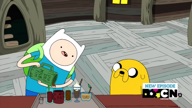File:S2e23 finn pouring drinks.png