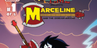 Adventure Time: Marceline and the Scream Queens Issue 1
