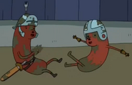 S2e22 Hotdogknights muddy