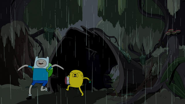 File:S4e23 Finn and Jake running by hollow log.png