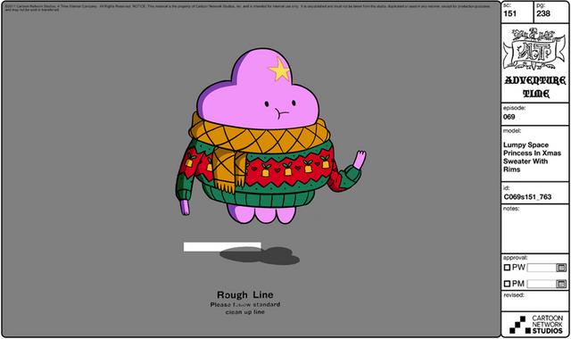 File:Modelsheet lumpyspaceprincess inxmassweater withrims.png