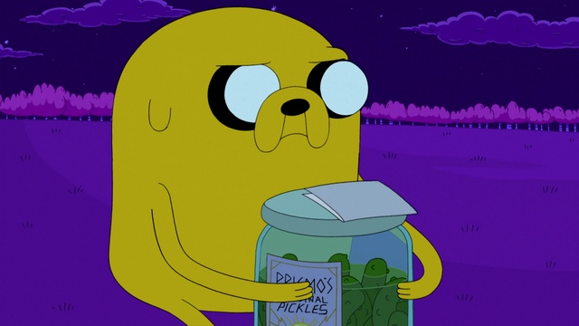 File:S5e2 Jake with pickles.png