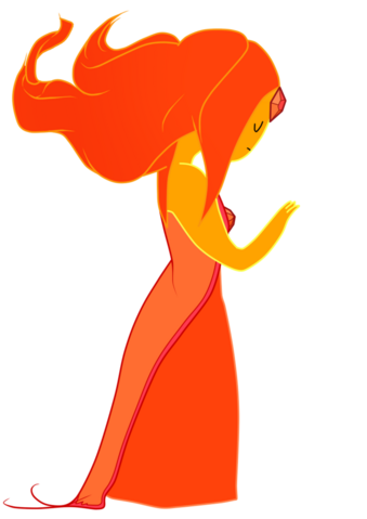 File:Flame princess by axcell1ben-d4vdfuk.png