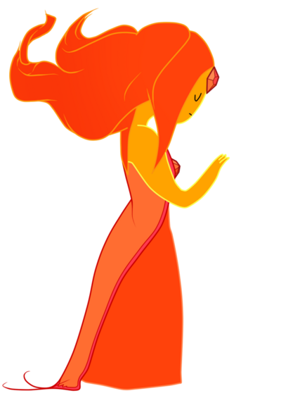 Flame princess by axcell1ben-d4vdfuk