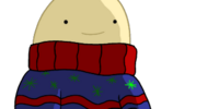 The Other Guy in Xmas Sweater