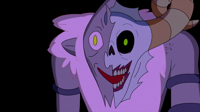File:S4e26 face - half Lich half Billy.png