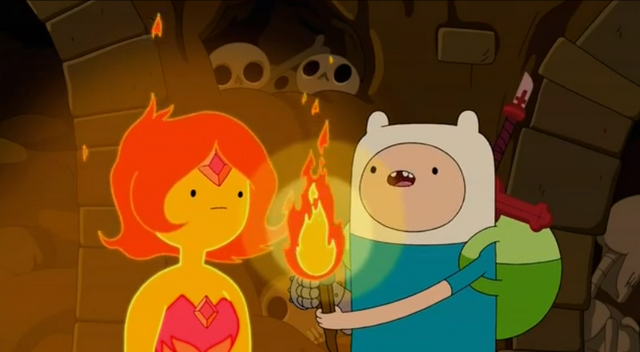 File:S5e12 Finn with torch.png