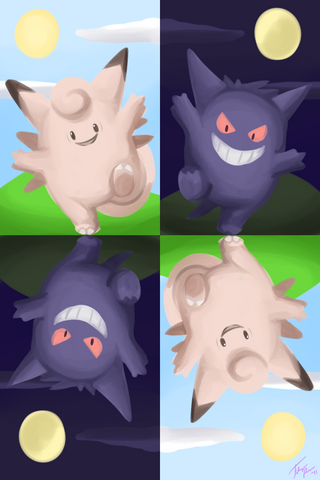 File:Clefable and Gengar.png