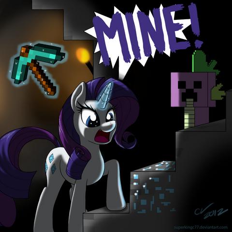 File:Minecraft by superkingc77-d51wxzj.png