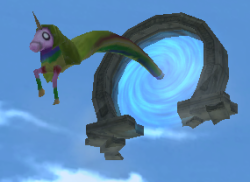 File:Lady Rainicorn FusionFall.png