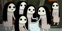 Blank-Eyed Girls (species)