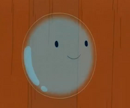S5e17 Bubble by door