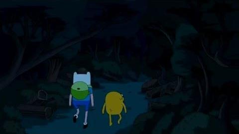 Adventure Time - Creepy Girl (Sneak Peek)