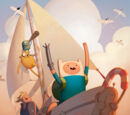 "Adventure Time Mini-Series: ""Islands"""