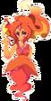 Flame princess by sugaryrainbow-d4qax1k