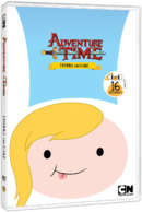 Adventure Time Fionna and Cake DVD