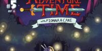 Adventure Time with Fionna and Cake Issue 5