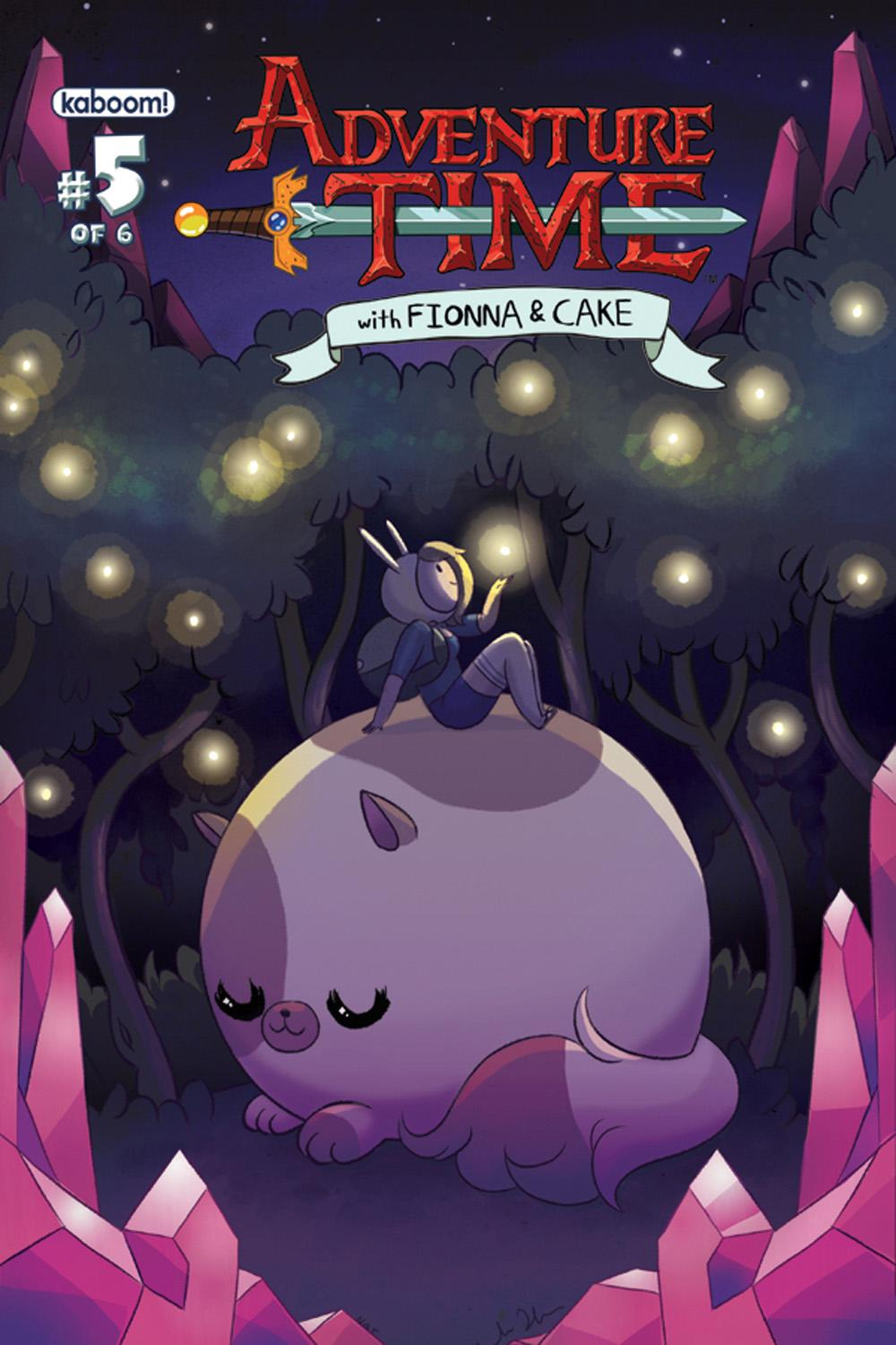 Adventure Time With Fionna And Cake Comic Flame Prince