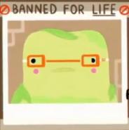 Donny banned