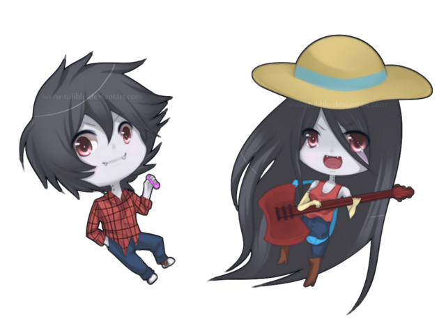 File:At marshall lee and marceline by tuliblu-d4gzydu.png