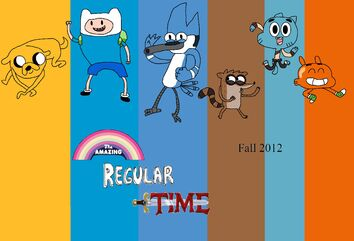 The Amazing Regular Time