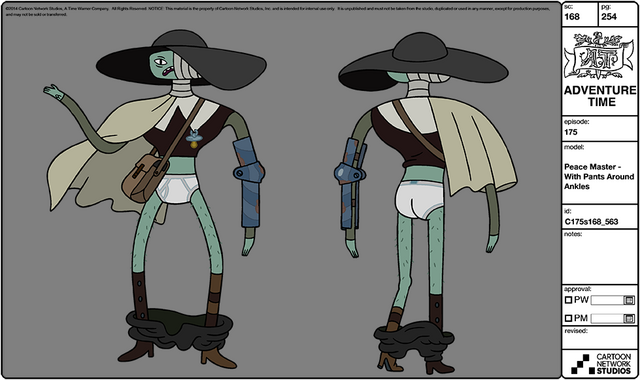 File:Modelsheet peacemaster withpantsaroundankles.png