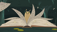 S4e26 Snail reading Enchiridion