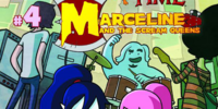 Adventure Time: Marceline and the Scream Queens Issue 4