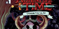 Adventure Time: 2013 Spoooktacular