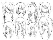 Anime girl hair by pmtrix-d518t5p