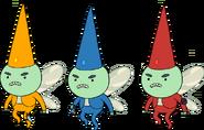 Flying Gnomes