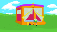 S5e18 Bounce House Princess open