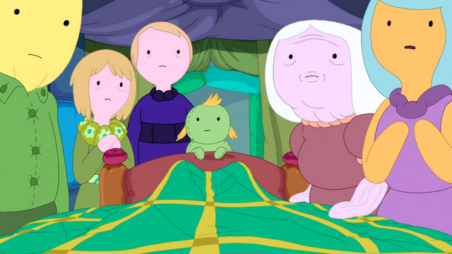 File:S5e16 Finn's family at his deathbed.png