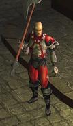 Betancuria, Dhorn Soldier