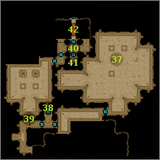 Isle of Prisoners, Tomb maps level 5