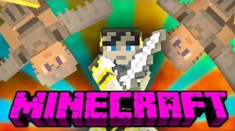 AETHER 5 Duelo de Anjos XD - Minecraft-0