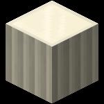 Display White Gold Pillar