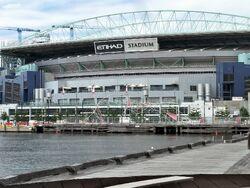 Docklands Stadium 5